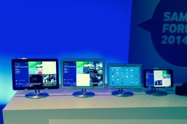 Samsung propose sa Galaxy Tab Pro 12,2 pouces à 649 € et sa Note Pro  à 749 €.