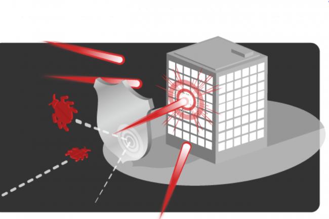 Cybercriminalité, on observe un doublement de la fréquence des tentatives d'intrusion. Crédit D.R.