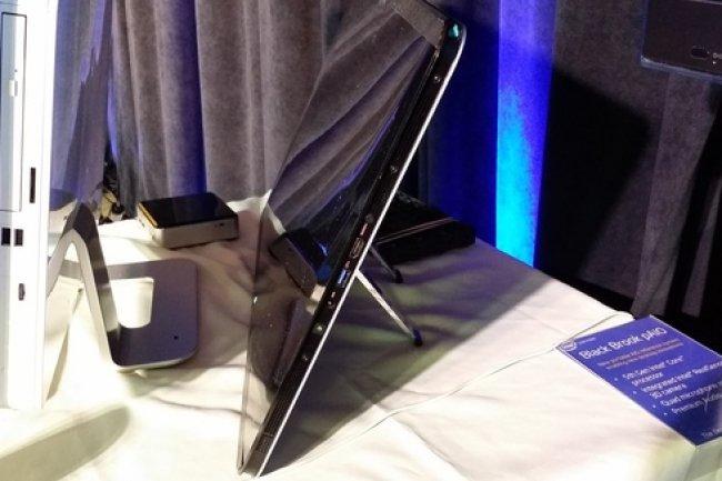 Pour Intel, les PC de bureau ont encore de l'avenir à condition de réduire leur taille et leur consommation électrique. Crédit IDG