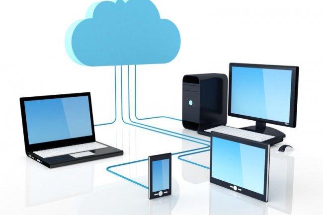 La croissance du marché du cloud computing se poursuit au ralenti en France. Crédit D.R.