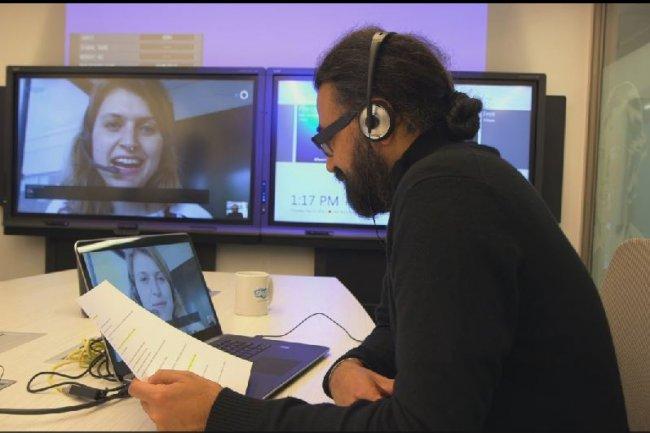 Avec son outil de traduction vocale attendue cette année pour Skype, Microsoft se place sans conteste sur le créneau de l'innovation.