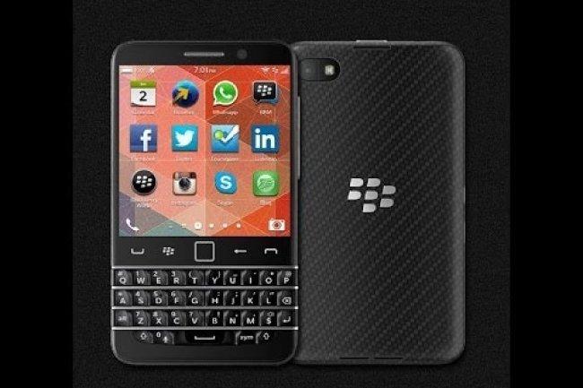 60% des salari�s d�une grande entreprise d'investissement new-yorkaise ont r�clam� le retour des smartphones Blackberry. (cr�dit : D.R.)
