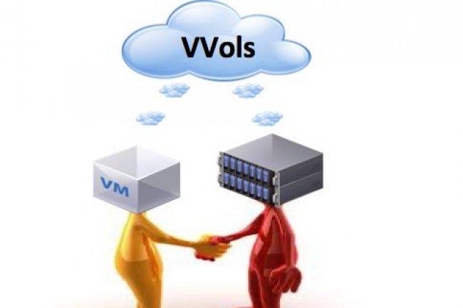Avec la version 6.0 de vSphere, VMware veut améliorer la gestion des ressources de stockage allouées à chaque VM. (crédit : D.R.)