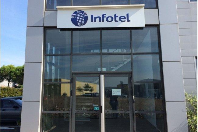 Le centre de services d'Infotel Niort s'�tendra sur 500 m�tres carr�s. Cr�dit: D.R