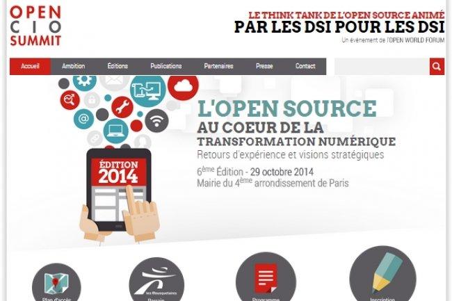 L'Open CIO Summit se déroulera le 29 octobre à la mairie du 4e arrondissement de Paris. (crédit : D.R.)