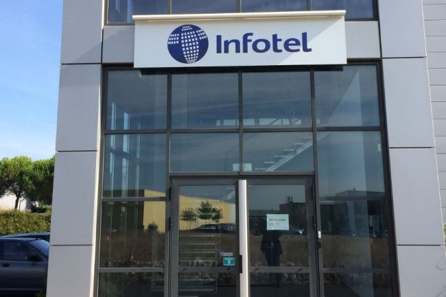 Infotel Lyon inaugurera son nouveau centre de services le 15 octobre 2014. Crédit: D.R