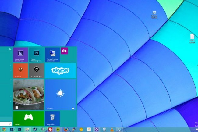 La dernière préversion de Windows 10 est officiellement est la 9879. La 9901, à éviter, est une fuite non supportée par l'éditeur.