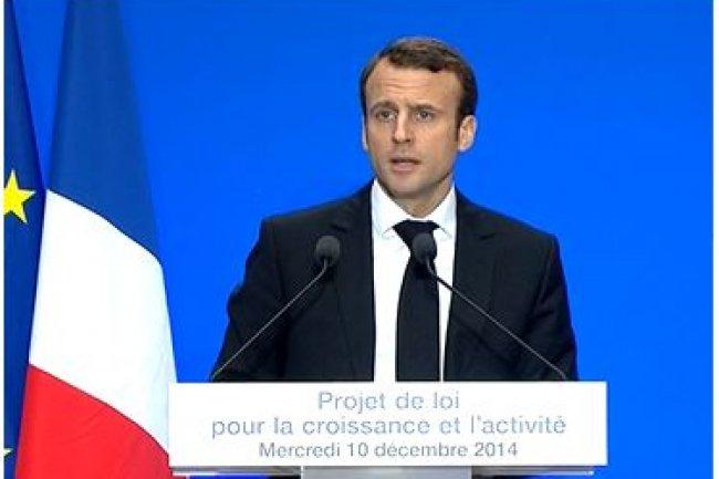 Le projet de loi d'Emmanuel Macron, ministre de l'Economie, de l'Industrie et du Numérique, comporte des mesures pour accélérer la mise en place du très haut débit. (crédit : D.R.)