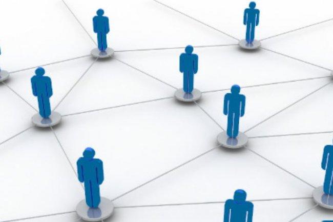 Les r�seaux sociaux sont devenus incontournables pour chasser les candidats, indique l'�tude d'Oasys Consultants sur les pratiques des recrutements.  Cr�dit: D.R