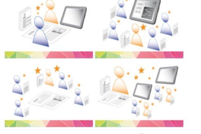 Les DRH sont plus nombreux à avoir mis en place une stratégie numérique. Crédit: D.R