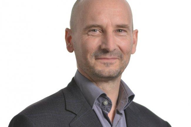 Le nouveau DG de Sinequa, Fabrice de Salaberry, a successivement dirigé deux sociétés spécialisées dans l'archivage de données. (crédit : D.R.)