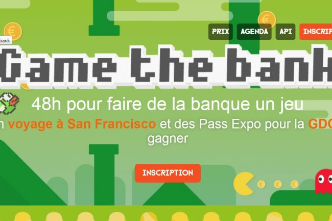 pc urgence le cr dit agricole organise un hackathon pour cr er un jeu vid o bancaire pc urgence. Black Bedroom Furniture Sets. Home Design Ideas
