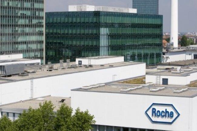 Le siège de Roche à Basel en Suisse. (Source: F. Hoffmann-La Roche Ltd., Group Communications)