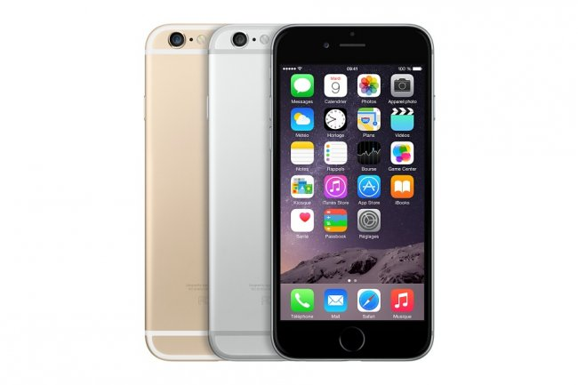 Avec 74,5 millions d'unités, Apple a vendu un nombre record d'iPhone 6.