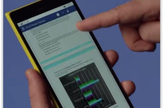 Windows 10 Technical Preview pour smartphones a été lancée par Microsoft. (crédit : D.R.)