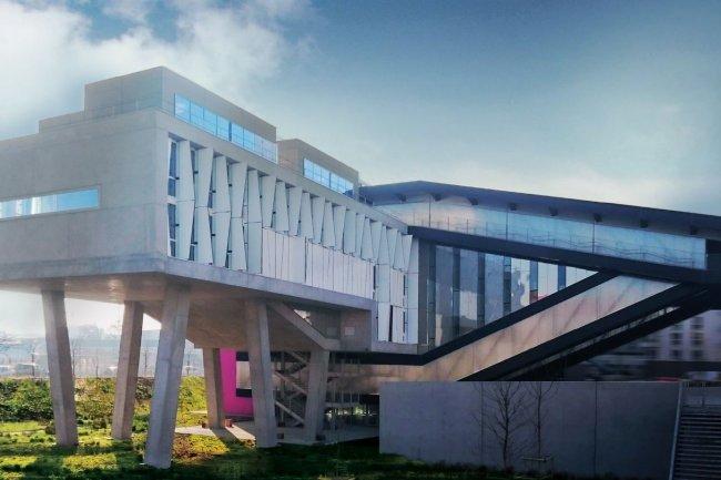 Incub� chez Cap Digital jusqu'en octobre, l'Educalab va int�grer la Maison des sciences de l'Homme Paris Nord du futur Campus Condorcet, � Saint-Denis. (cr�dit : D.R.)