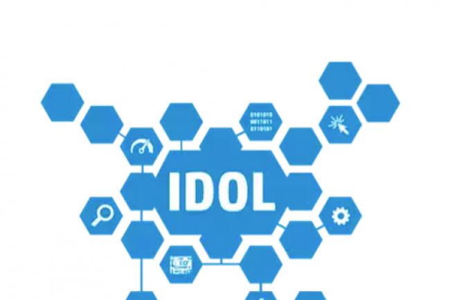 Le moteur IDOL, issu du rachat d'Autonomy en 2001, vient renforcer Vertica pour l'analyse de données non structurées.