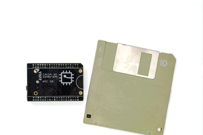 Annonc�e � moins de 10$, la carte-m�re Chip a tout d'un vrai mini-PC.