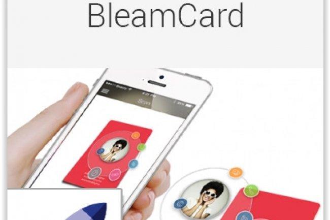 France Entreprise Digital : D�couvrez aujourd'hui Bleamcard