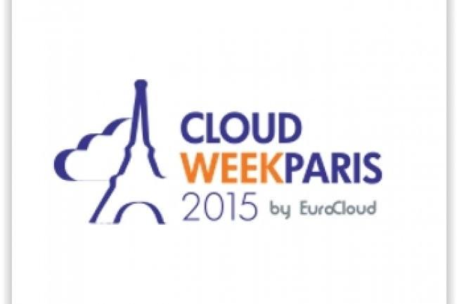 La 1ère édition de la Cloud Week Paris se déroulera du 6 au 10 juillet 2015. (crédit : D.R.)