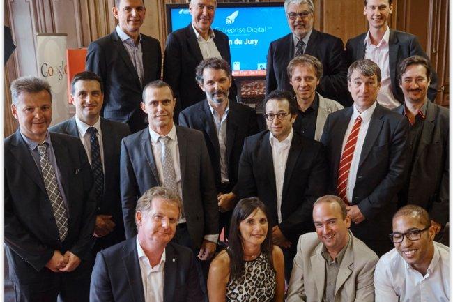 Le palmarès de France Entreprise Digital a été révélé le 19 juin à l'occasion de la venue à Paris des présidents des plus grands clubs informatiques français (voir encadré).  (Crédit : Bruno Levy)