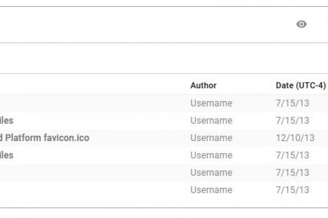 Avec Google Code Repository, les utilisateurs de la Cloud Platform disposent un accès immédiat au code source de leurs applications. (cliquer sur l'image)