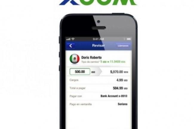 avec xoom paypal se renforce dans le transfert d 39 argent en ligne le monde informatique. Black Bedroom Furniture Sets. Home Design Ideas