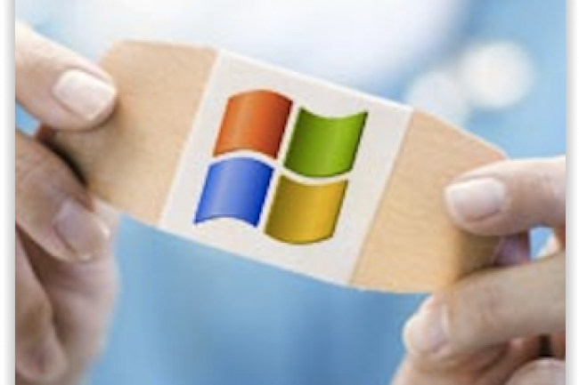 Le Patch Tuesday de juillet 2015 de Microsoft inclus les derniers correctifs pour Windows Server 2003 dont le support s'est arr�t� le 14 juillet. (cr�dit : D.R.)