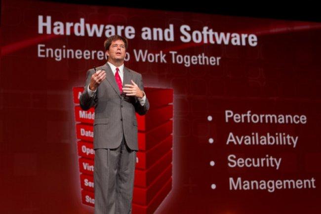 Sonoma intègre « encore plus de fonctions sur puce que le processeur M7 », a indiqué John Fowler, le chef de la division systèmes d'Oracle.
