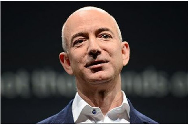 Les m�thodes  de management promues par Amazon, le groupe de e-commerce cr�� par Jeff Bezos, ont �t� r�cemment mises en cause dans une enqu�te du New York Times. (en photo)
