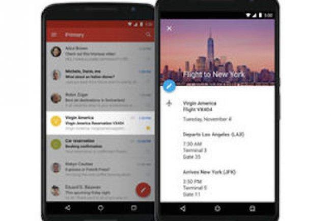 Après le grand public, les utilisateurs des Google Apps pourront bientôt bénéficier de l'insertion automatique d'événements dans l'Agenda. (crédit : D.R.)