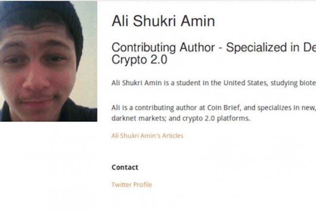 AIl Shukri Amin, 17 ans, a été condamné à une peine exemplaire pour avoir incité des internautes à rejoindre l'Etat Islamiste via Tiwitter Crédit: D.R