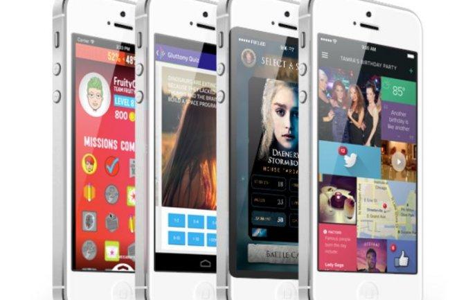 Akta aide les entreprises à développer des apps mobiles pour le grand public et le marché B-to-B. Crédit: D.R
