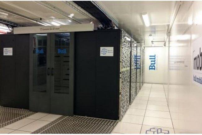 Les premiers tests ont démarré en août sur le supercalculateur pétaflopique (1,1 pflop) livré par Atos/Bull au Brésil en juillet dernier.  Cliquer sur l'image. (crédit : D.R.)