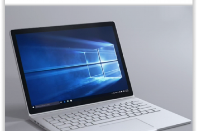 La Surface Book sera lanc�e le 26 octobre au tarif de 1 499 dollars. (cr�dit : D.R.)