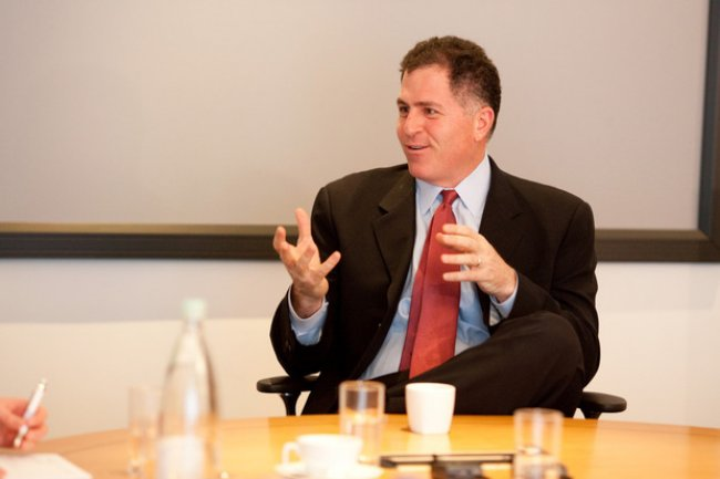 Avec le rachat d'EMC, Michael Dell fait entrer sa société dans une autre dimension. (Crédit IDG NS)