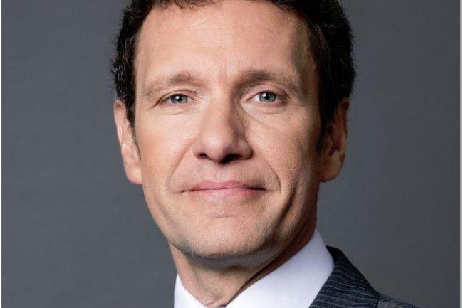 Marc Genevois, directeur général de SAP France depuis le 1er octobre, a commenté ce matin les résultats de SAP France pour le 3ème trimestre 2015. (crédit : D.R.)