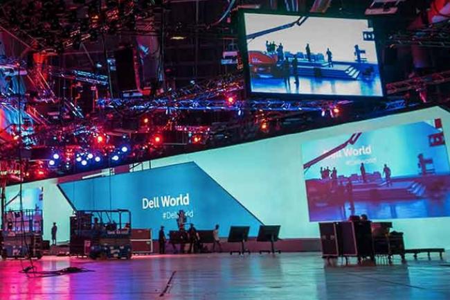 A l'occasion de son événement Dell World 2015, le texan distille comme tous les ans ses annonces produits et services.