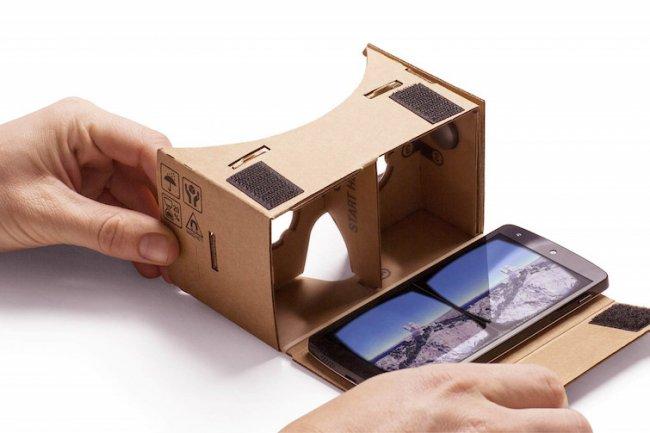 La puce conçue en interne par Google pourrait devenir une sorte de modèle de référence pour équiper les smartphones insérés dans le CardBoard..