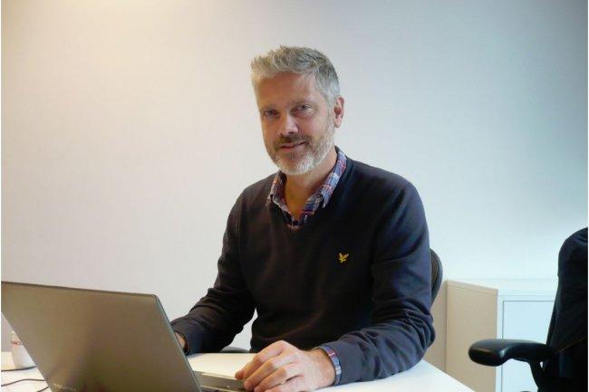 Tomas Ulin, responsable du développement de MySQL chez Oracle, se consacre à la base de données open source depuis 2003. (crédit : LMI)