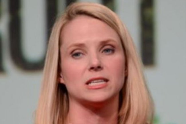 Le conseil d'administration de Yahoo, l'entreprise dirigée par Marissa Meyer, annonce un changement dans sa stratégie. Crédit: D.R