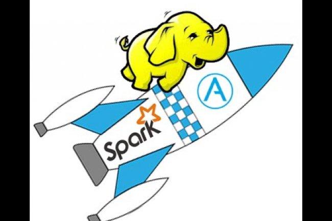 Si Spark et Hadoop sont concurrents; ils peuvent néenmoins également travailler ensemble. (Crédit D.R.)