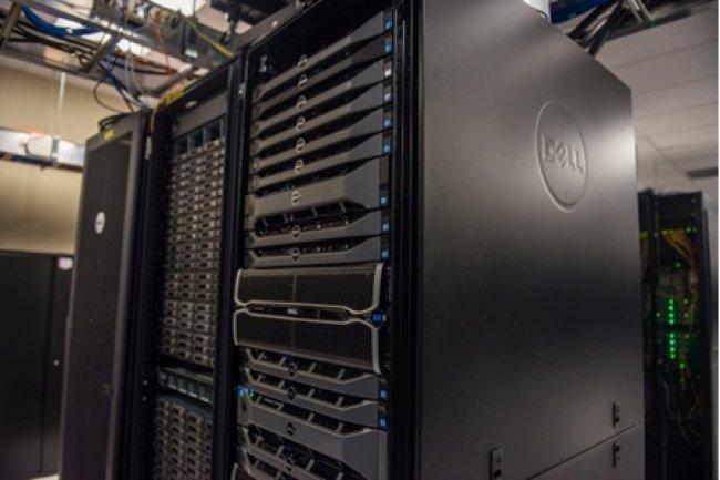 Avant l'intégration d'EMC, Dell consolide ses activités consacrées aux datacenters.
