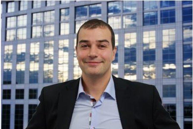 François Boulet, associé fondateur avec Cyril Courtin du groupe HR Path qui réunit 500 consultants spécialisés dans les SIRH. (crédit : D.R.)