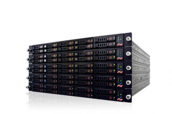 Positionn�es en haut de gamme, les baies full flash de SolidFire sont un bon compl�ment aux solutions de NetApp. (cr�dit : D.R.)
