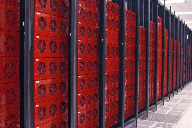 BlackBlaze utilise son pod install� dans un datacenter de Sacramento pour son service B2. (Cr�dit D.R.)