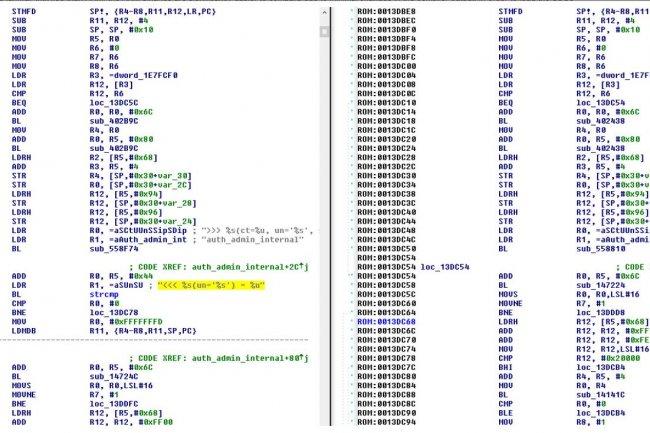 Le spécialiste en sécurité Rapid7 a enquêté sur les portes dérobées trouvées dans le logiciel ScreenOS des appliances de firewall NetScreen de Juniper. (crédit : D.R.)