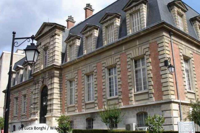 La Fondation Pasteur a �t� cr��e en 1887 mais est pass�e � l'�re de la recherche biom�dicale num�rique. (Cr�dit L.B.)