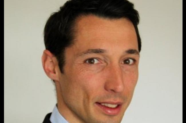 Thomas Cottereau est CEO de SightCall. (cr�dit : D.R.)