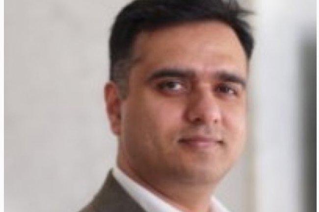Le cofondateur et CEO de Nutanix, Dheeraj Pandey, possède 9% des parts de l'entreprise bientôt cotée en bourse. (Crédit D.R)